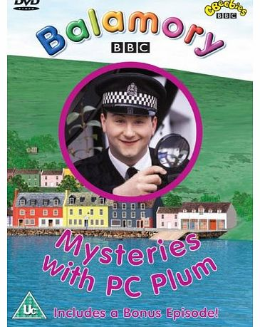 - Mysteries with PC Plum [DVD] [2002]